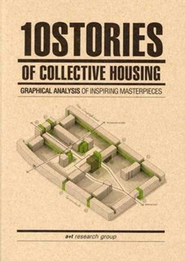 10 stories of collective housing by Aurora Fernández