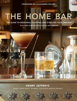 The home bar by Henry Jeffreys