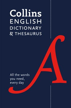 Collins English Dictionary and Thesaurus 5Ed P/B by Mary O'Neill