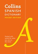 Collins pocket Spanish dictionary