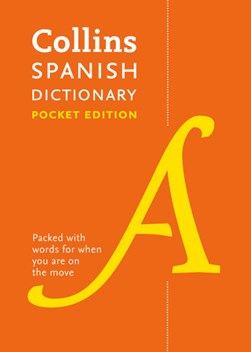 Collins pocket Spanish dictionary by Collins Dictionaries