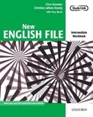 New English file. Intermediate workbook