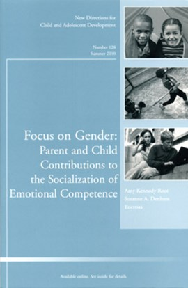 Focus on gender by Amy Kennedy Root