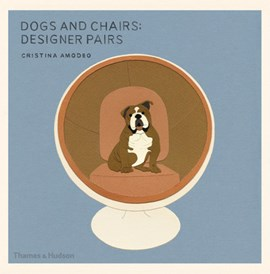 Dogs and chairs by Cristina Amodeo