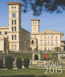 English Heritage Desk Diary 2015 by English Heritage