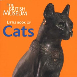The British Museum little book of cats by Mavis Pilbeam