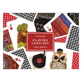 Vintage Playing Card Set by Phat Dog Vintage