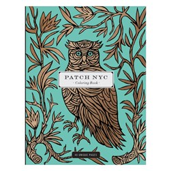 Patch NYC Coloring Book by Patch Nyc