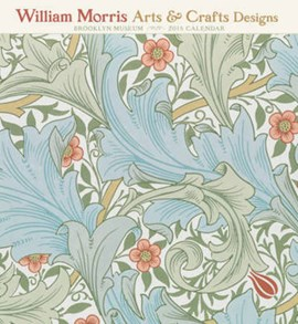 Morris/Arts Crafts Designs2018 Wall Calendar by