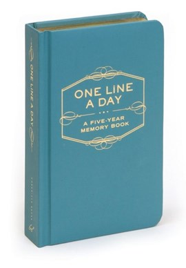 One Line A Day by Nicola Ries Taggart