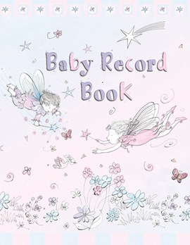 Baby Record Book by
