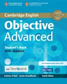 Objective advanced. Student's book with answers