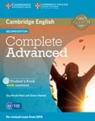 Complete Advanced Student's Book with Answers with CD-ROM