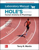 ISE Laboratory Manual for Hole's Human Anatomy & Physiology Cat Version