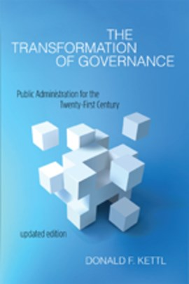 The transformation of governance by Donald F Kettl