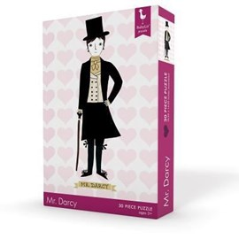 Babylit Puzzles 30-piece Jigsaw Puzzle Mr. Darcy by