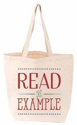 Lovelit Read by Example Tote by