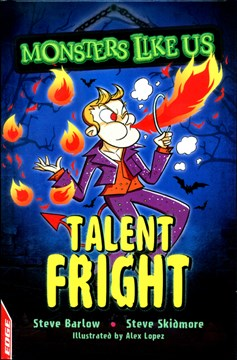 Talent fright by Steve Barlow