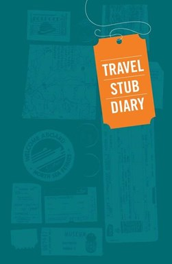 Travel Stub Diary by Chronicle Books