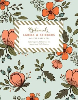 Botanicals Labels & Stickers by Rifle Paper Co.