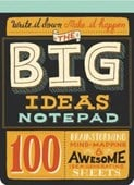 Big Ideas Notepad