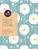 Sunny Days Labels & Stickers (Skinny laminx)