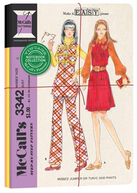 Vintage McCall's Patterns Notebook Collection by The McCall Pattern Company