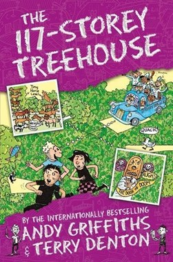 117 STOREY TREEHOUSE by ANDY GRIFFITHS