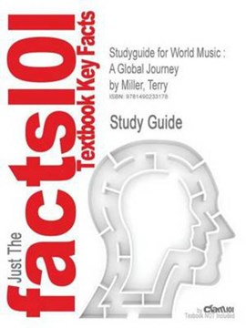 Studyguide for World Music by Cram101 Textbook Reviews