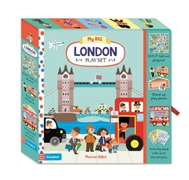 My Big London Play Set by Marion Billet