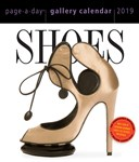 Shoes Page-A-Day Gallery Calendar 2019
