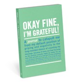 Knock Knock Okay Fine, I`m Grateful Mini Inner Truth Journal