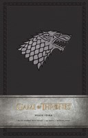 Game of Thrones: House Stark Hardcover Ruled Journal (Large)