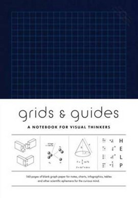 Grids & Guides (Black) by Princeton Architectural Press