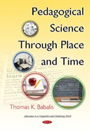 Pedagogical science through place and time