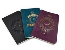 Harry Potter: Spells Pocket Journal Collection. Set of 3