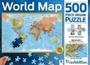 World 500 Piece Jigsaw Puzzle