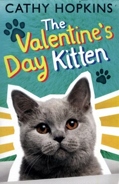 The Valentine's Day kitten by Cathy Hopkins