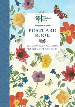 RHS Postcard Book by Michael O'Mara Books