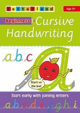 Beginners Cursive Handwriting by Lisa Holt