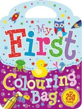 My First Colouring Book by