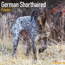 German Shorthaired Pointer Calendar 2018 by Avonside Publishing Ltd.