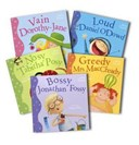 'The Ever So' Five Book Rhyming Set
