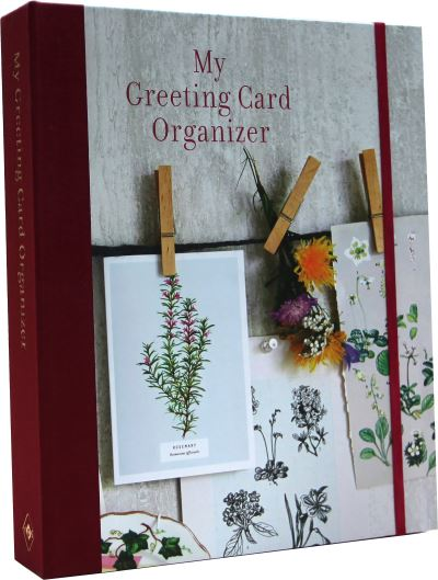 My Greeting Card Organizer By Ryland Peters Small