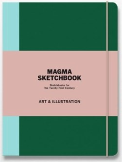 Magma Sketchbook: Art & Illustration by Catherine Anyango
