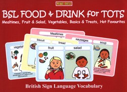 BSL food & drink for tots by Cath Smith