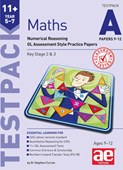 11+ Maths Year 57 Testpack A Papers 912