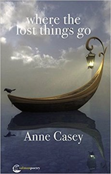 Where the Lost Things Go P/B by Anne Casey