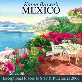 Karen Brown's Mexico by Clare Brown