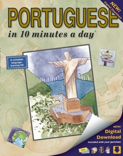 PORTUGUESE in 10 minutes a day by Kristine K. Kershul